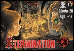 Xtermination: Card Game
