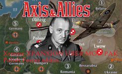 Xtreme Global 1940 Xpansion Mod  (fan expansion for Axis & Allies Europe 1940)
