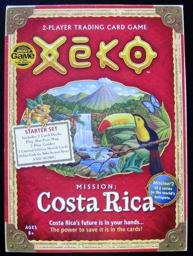 X?ko Mission: Costa Rica