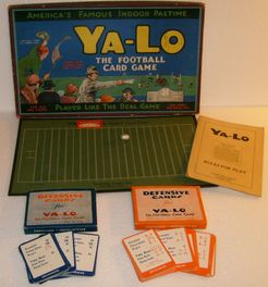 Ya-Lo, The Football Card Game