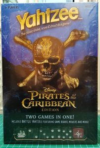 Yahtzee: Disney's Pirate of the Caribbean