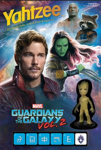 Yahtzee: Guardians of the Galaxy Vol. 2