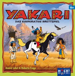 Yakari: Das kooperative Brettspiel