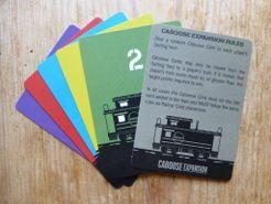 Yardmaster: Caboose Expansion