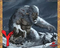 Yashima: Legend of the Icy Peaks