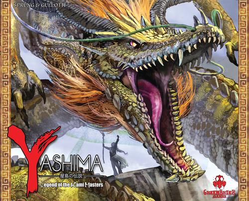 Yashima: Legend of the Kami Masters