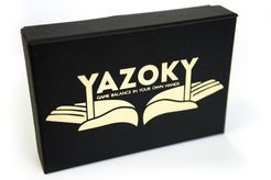 YAZOKY: Game balance in your own hands