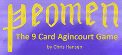 Yeomen: The 9 Card Agincourt Game