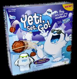 Yeti, Set, Go!