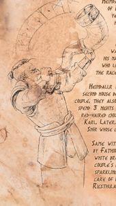 Yggdrasil Chronicles: Les Voyages de Rig Scenario