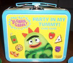 Yo Gabba Gabba! Party In My Tummy Lunchbox Game