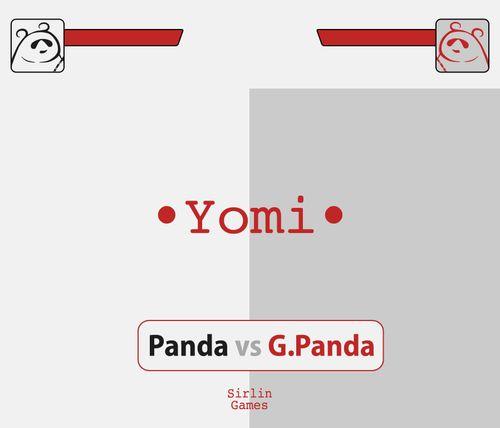 Yomi: Panda vs G.Panda