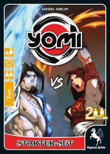 Yomi Starter Set: Grave versus Jaina