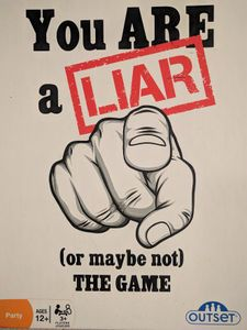 You Are a Liar (or maybe not)