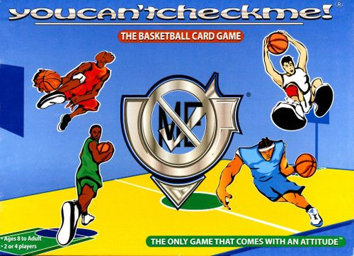 You Can't Check Me!: The Basketball Card Game