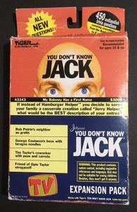 You Don't Know Jack: TV Expansion Pack