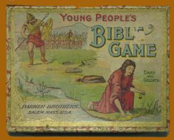 Young People's Bible Game: David and Goliath