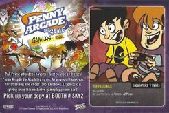 Younglings Penny Arcade Promo Character