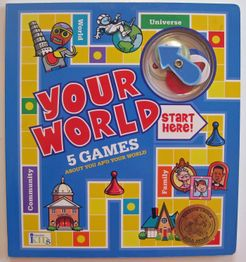 Your World: 5 Games About You and Your World