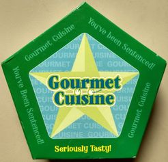 You've Been Sentenced! Add-On Deck: Gourmet Cuisine