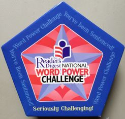 You've Been Sentenced! Add-On Deck: Reader's Digest National Word Power Challenge (A-L)