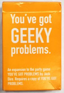You've Got Geeky Problems