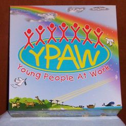 YPAW: Young People At Work