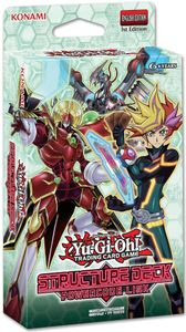Yu-Gi-Oh! TCG: Structure Deck – Powercode Link