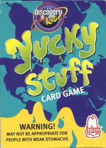 Yucky Stuff card game