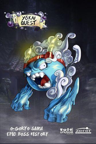 Y?kai Quest: Epic Boss o-Goryo Sama