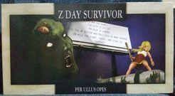 Z Day Survivor: Per Ullus Opes