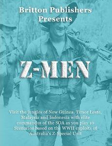 Z-Men: 10 Scenarios Based on the WWII Exploits of Australia's Z-Special Unit