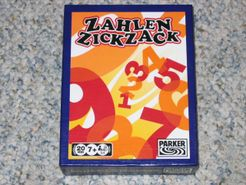 Zahlen Zickzack