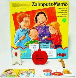Zahnputz-Memo