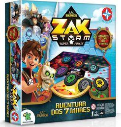 Zak Storm e a Aventura dos 7 Mares