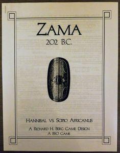 Zama 202 B.C.: Hannibal vs. Scipio Africanus