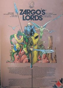 Zargo's Lords: Magic Duels for World Power