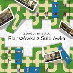 Zbuduj miasto: Planszówka z Sulejówka