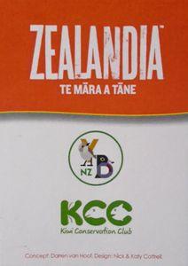 ZEALANDIA Trading Card Game