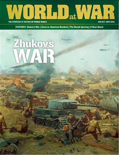 Zhukov's War: The Decisive Middle Phase of the Eastern Front, July 1942 – July 1943