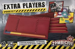 Zombicide (2nd Edition): Extra Players Upgrade Pack