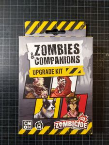 Zombicide (2nd Edition): Zombies & Companions Upgrade Kit