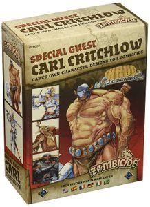 Zombicide: Black Plague Special Guest Box – Carl Critchlow
