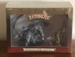 Zombicide: Black Plague – Abominarat and Dr. Stormcrow