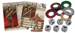 Zombicide: Black Plague – Game Night Kit 1