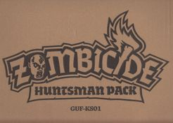 Zombicide: Black Plague – Huntsman Pack