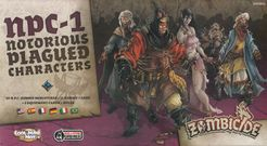 Zombicide: Black Plague – NPC-1