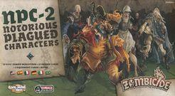 Zombicide: Black Plague – NPC-2