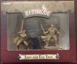 Zombicide: Black Plague – Troy and Evil Troy