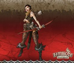 Zombicide: Black Plague – Willow